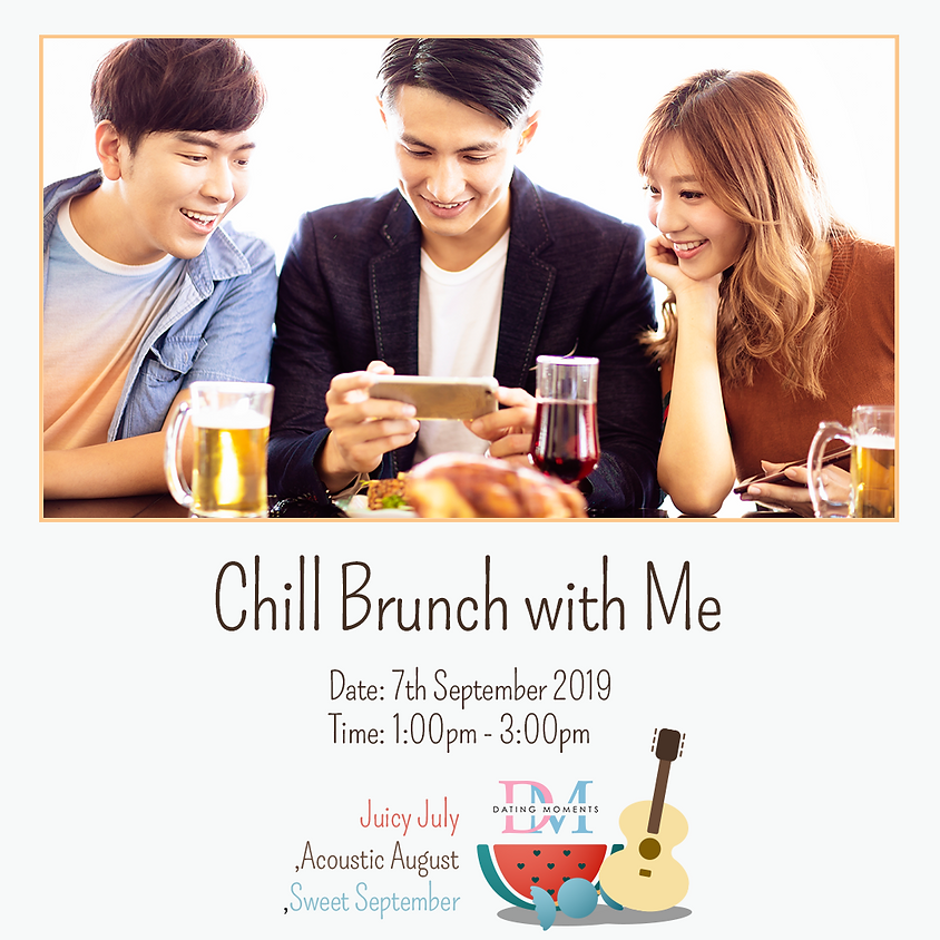 Chill Brunch with Me