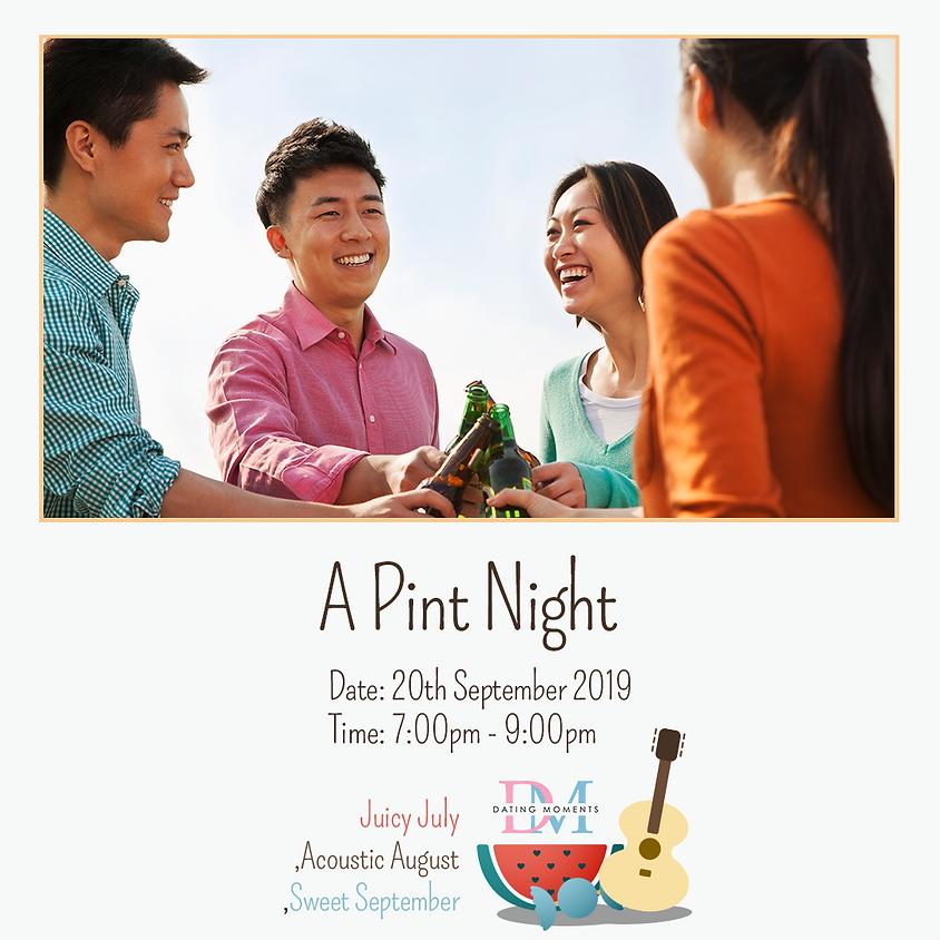 A Pint Night