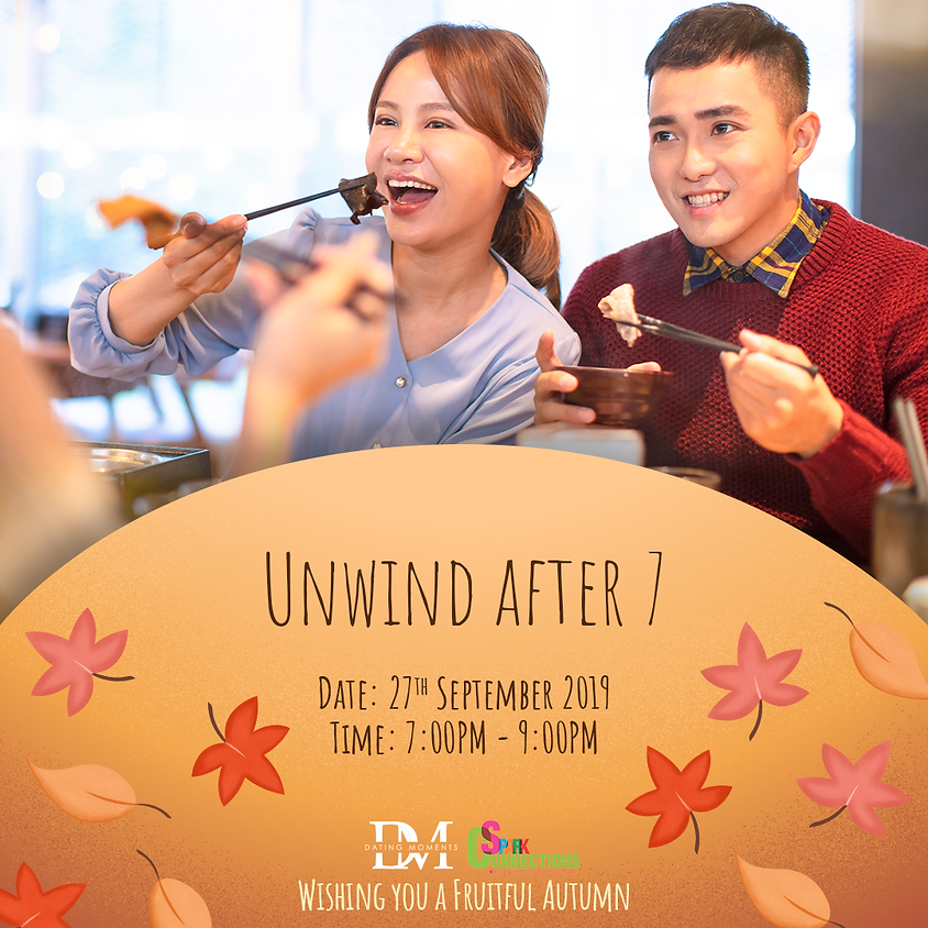 (SOLD OUT) Unwind After 7 (50% OFF)
