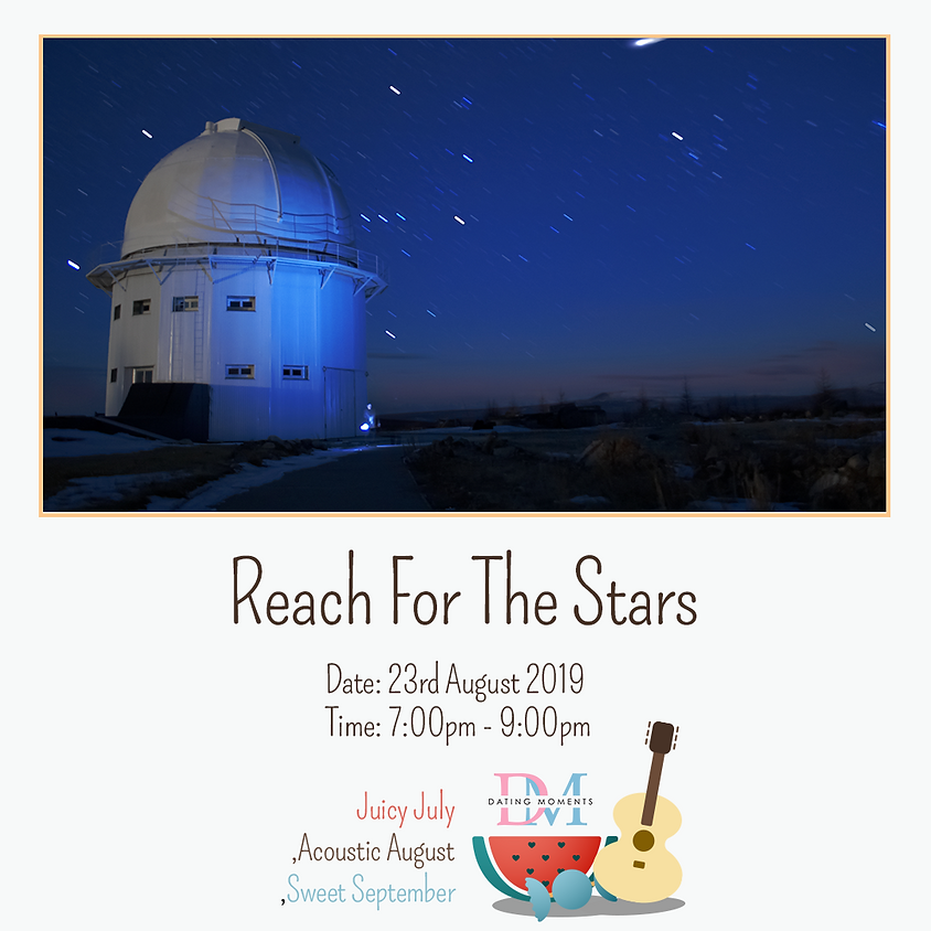 Reach for the Stars (Calling for Ladies)