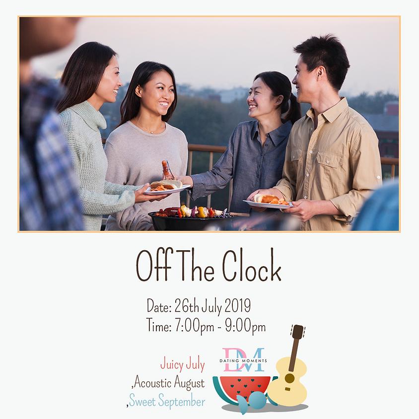Off the Clock (Looking for gentlemen)