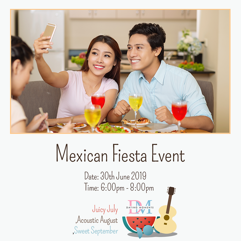 Mexican Fiesta Event (FULL)