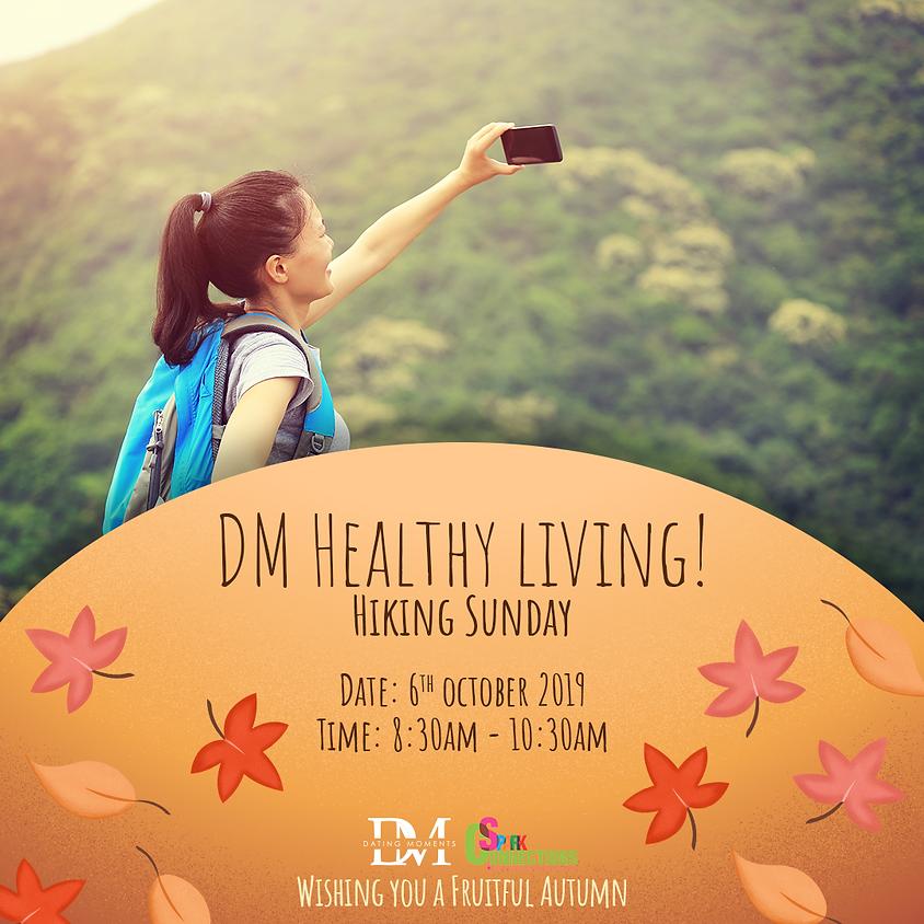(REGISTRATION CLOSED) DM Healthy Living! Hiking Sunday (50% OFF)