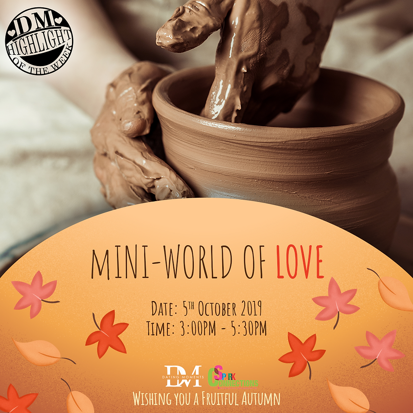 (CLOSED) DM Highlight of the Week! Mini-World of LOVE (50% OFF)