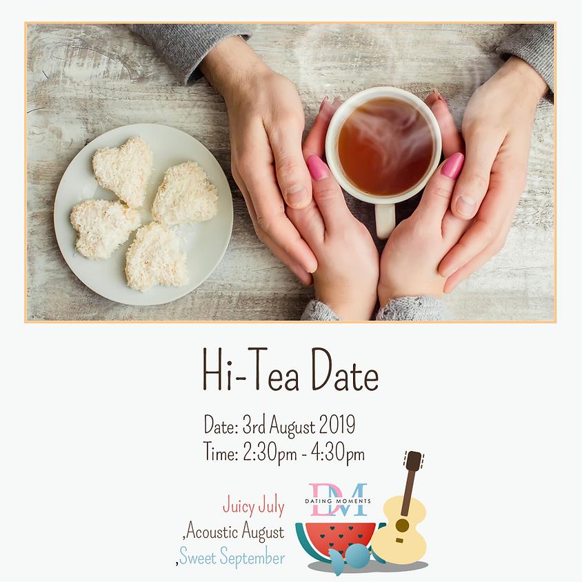Hi-Tea Date