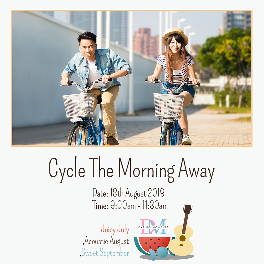 Cycle the Morning Away (Calling for Ladies)