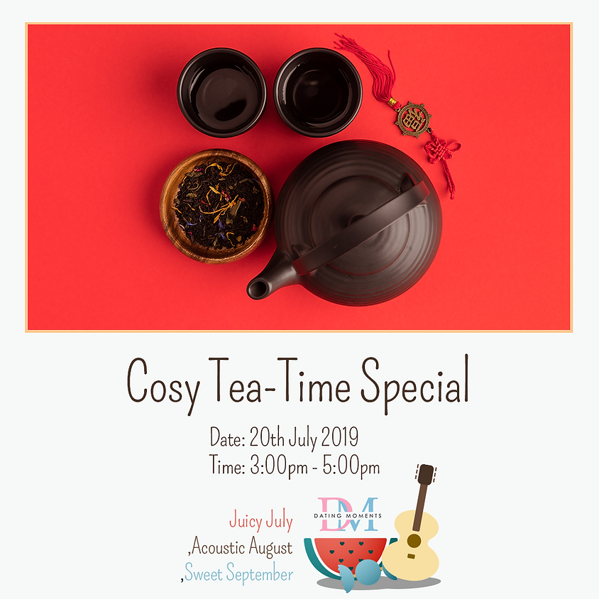 Cosy Tea-Time Special (Calling for more gentlemans)