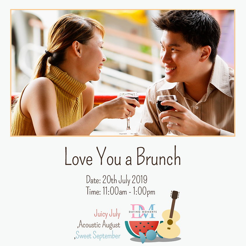 Love You a Brunch (Calling for more ladies)