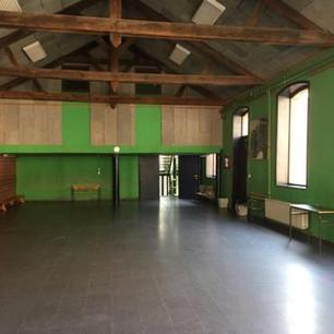La sala Fétis