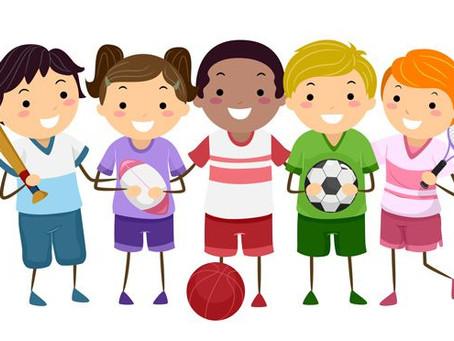 20.05.21 Journée sportive pour la classe de 6B