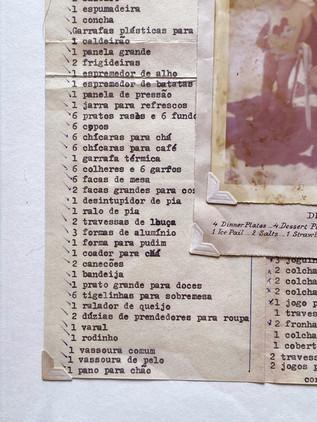Pavê tropical, detalhes