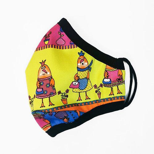 Многоразовая маска «Цыпа»