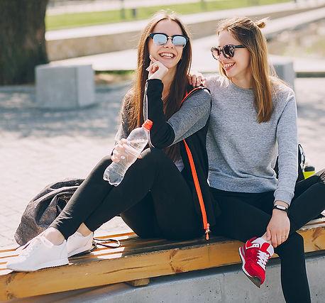 Vêtements active wear et sportswear pour femmes