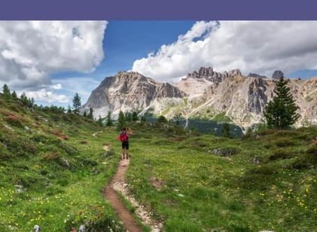 Il trekking migliora la creatività