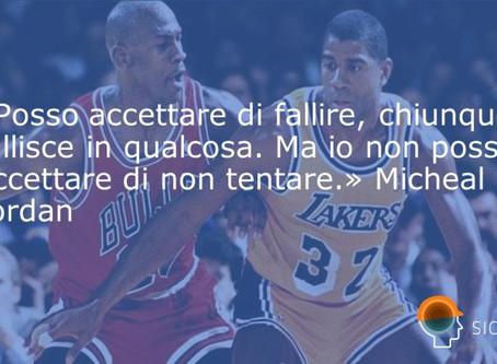 Accettare la possibilità del fallimento è la strada verso il successo