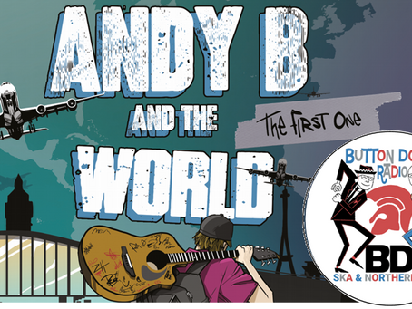 Andy B and The World - The First One The Biggest Album in the World?