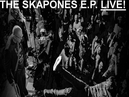 The Skapones - Live EP