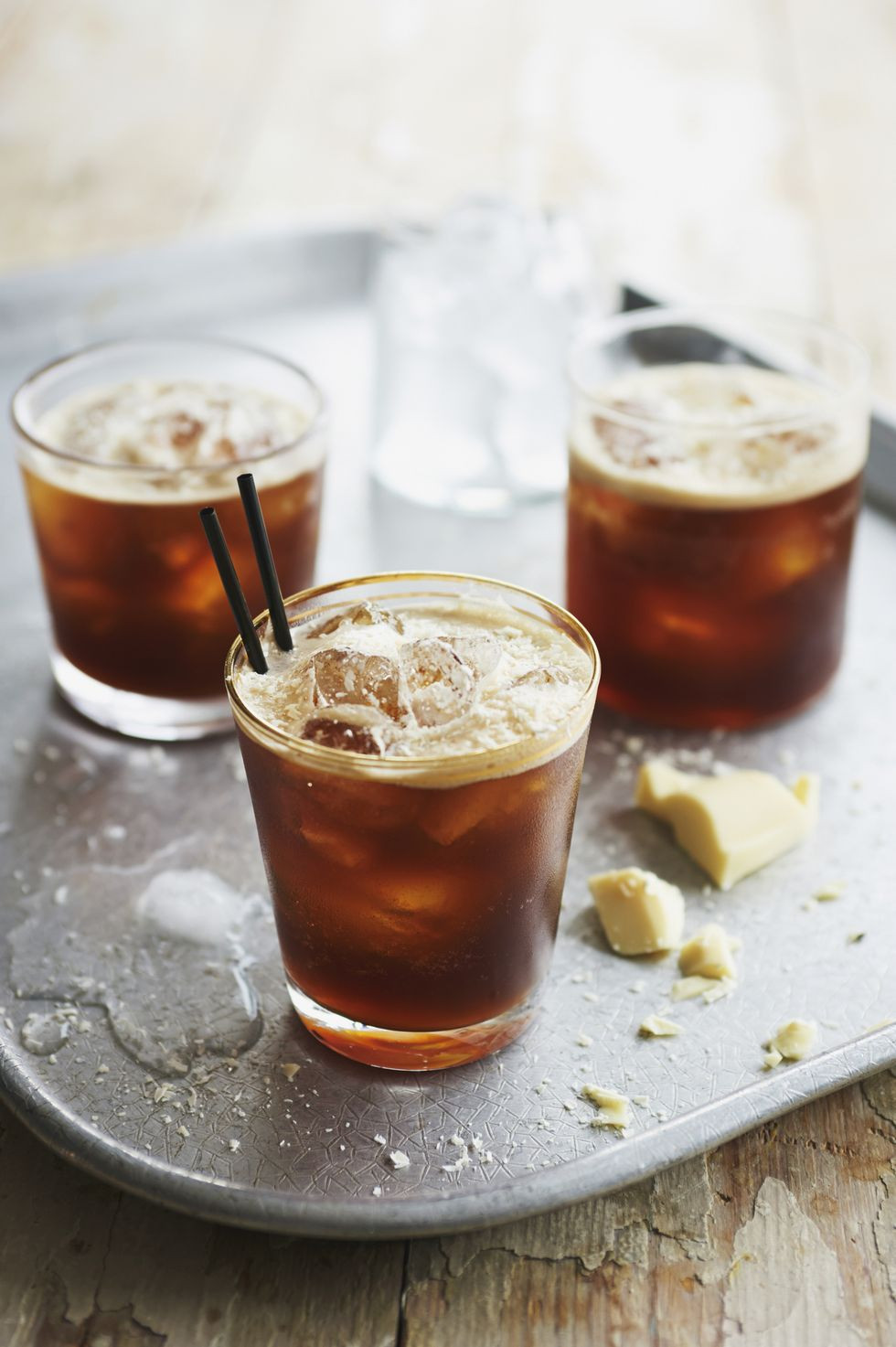Coffee Old Fashioned Cocktail Recipe