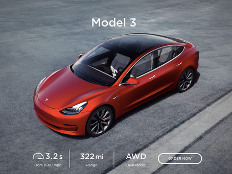 How I bought a Tesla in under 5 minutes