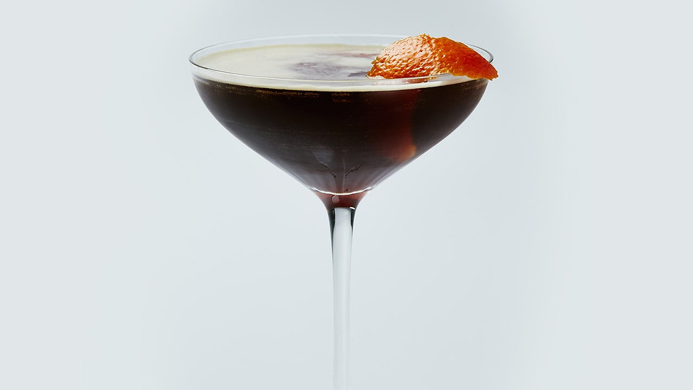 Siciliano coffee cocktail recipee