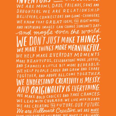 #My5Days: Inspiring a Purpose-Driven Creative Culture