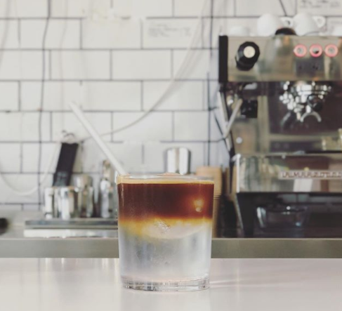 Kaffee & Tonic from Koppi Roasters in Sweden