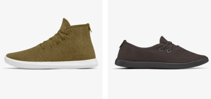 Allbirds Tree Toppers and Tree Skippers