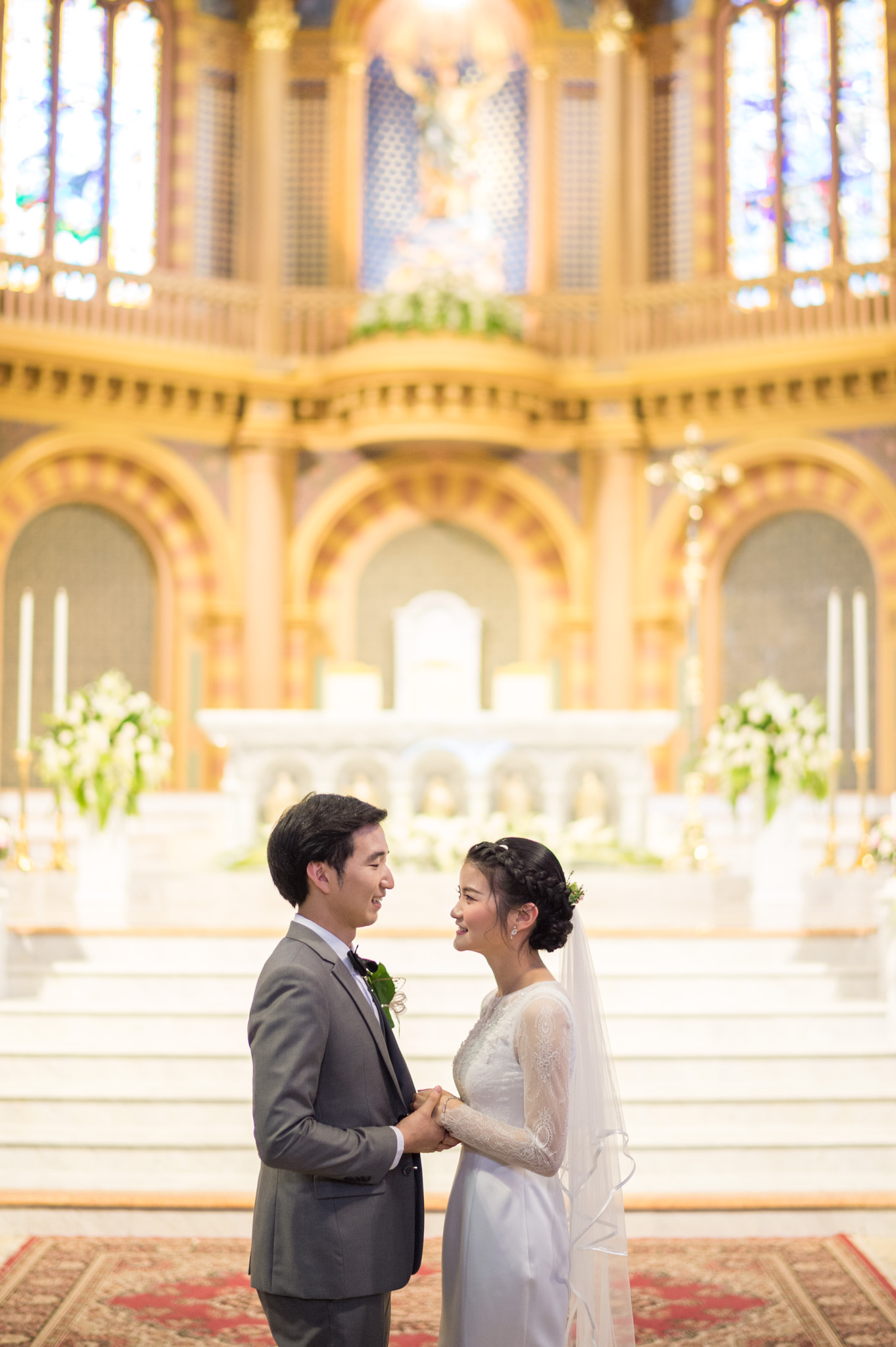 Moodaeng & Lynn Wedding