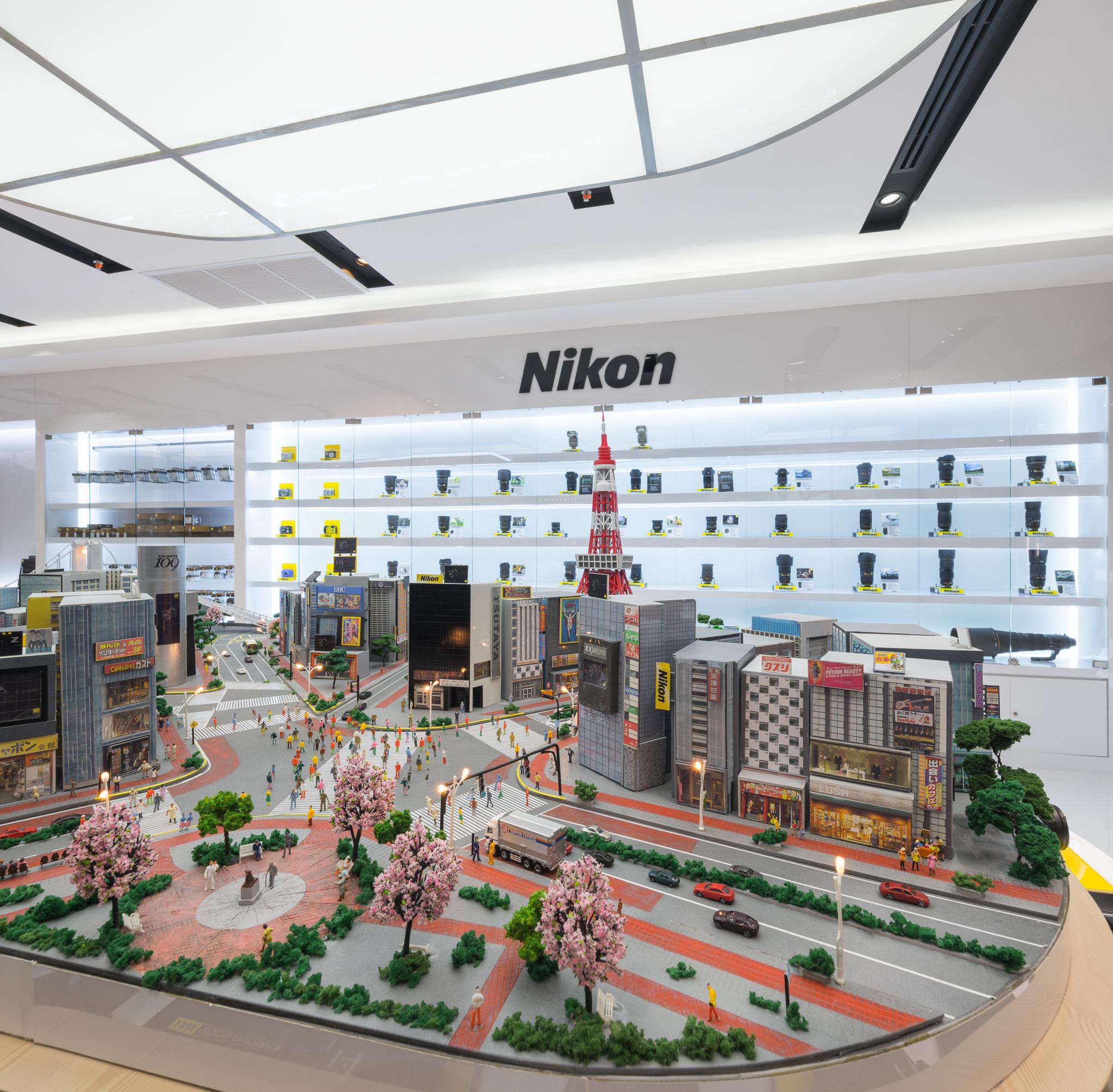 Nikon Experience Hub CTW