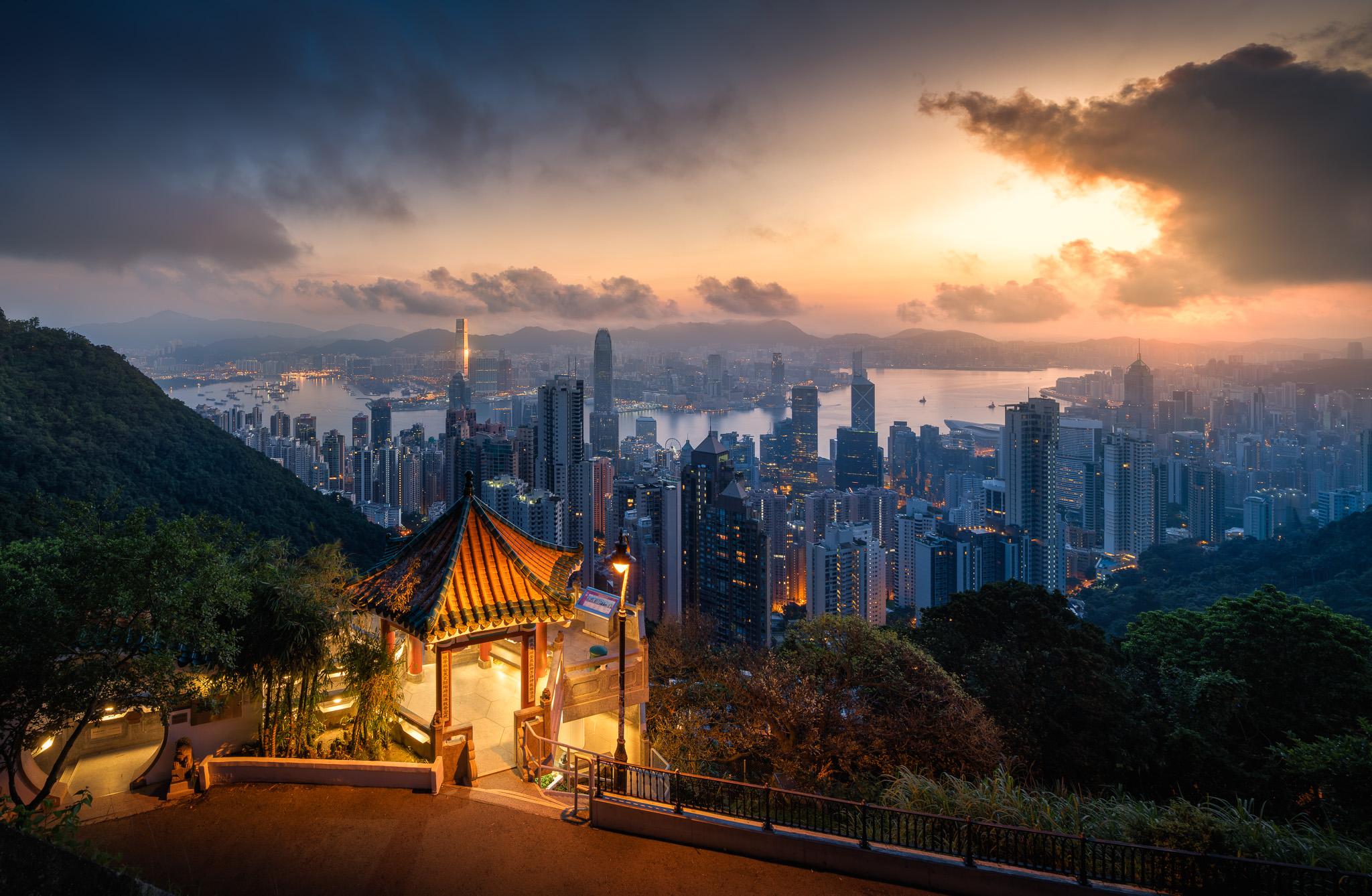 Hongkong and Taiwan 2018