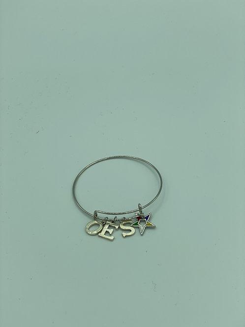 OES Letters Bracelet