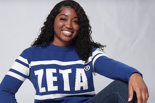 Zeta Sweater