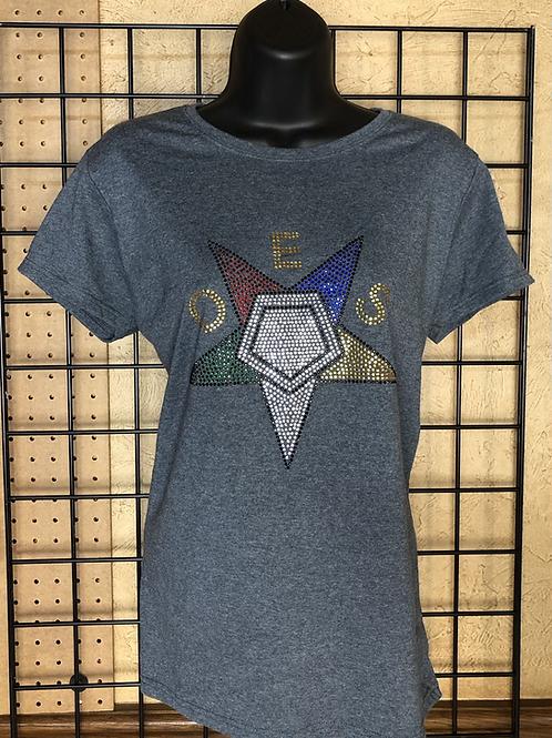 OES Rhinestone Shirt
