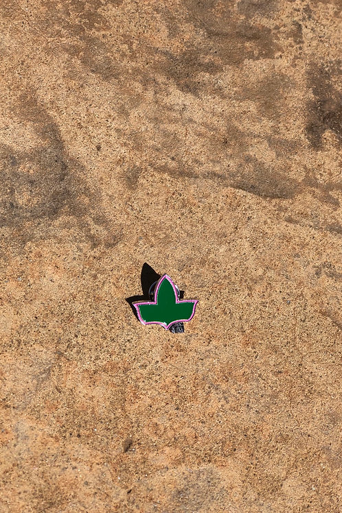 Ivy Lapel Pin