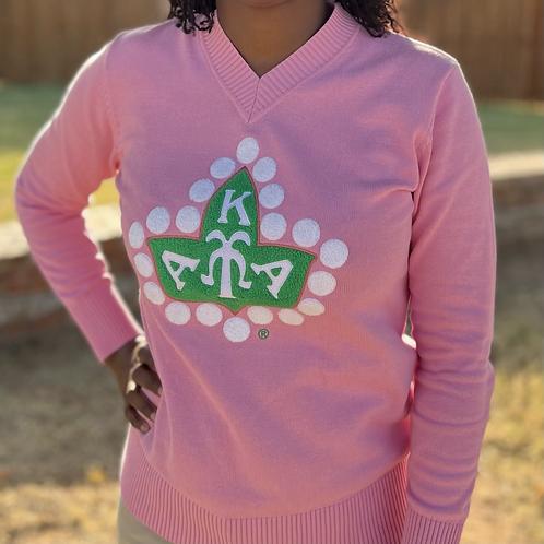 Ivy Badge Sweater