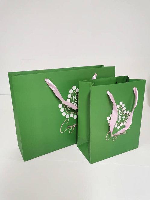 Ivy Badge Gift Bag