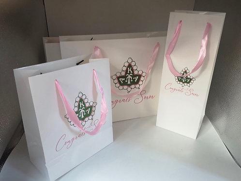 Congrats Soror Gift Bag