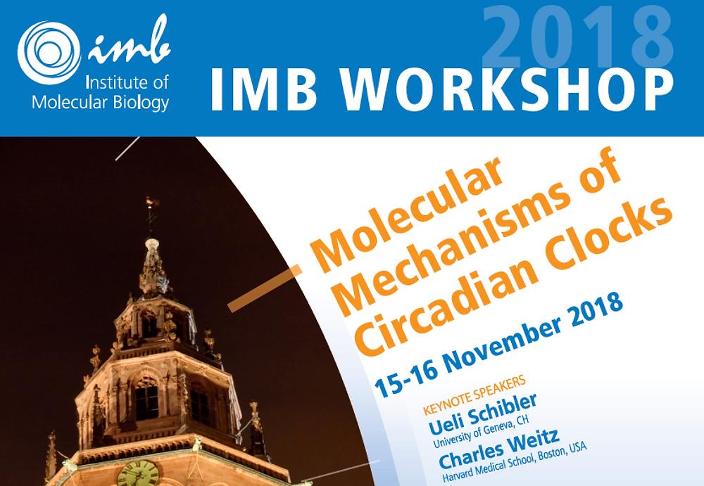 IMB Workshop on Circadian Clocks