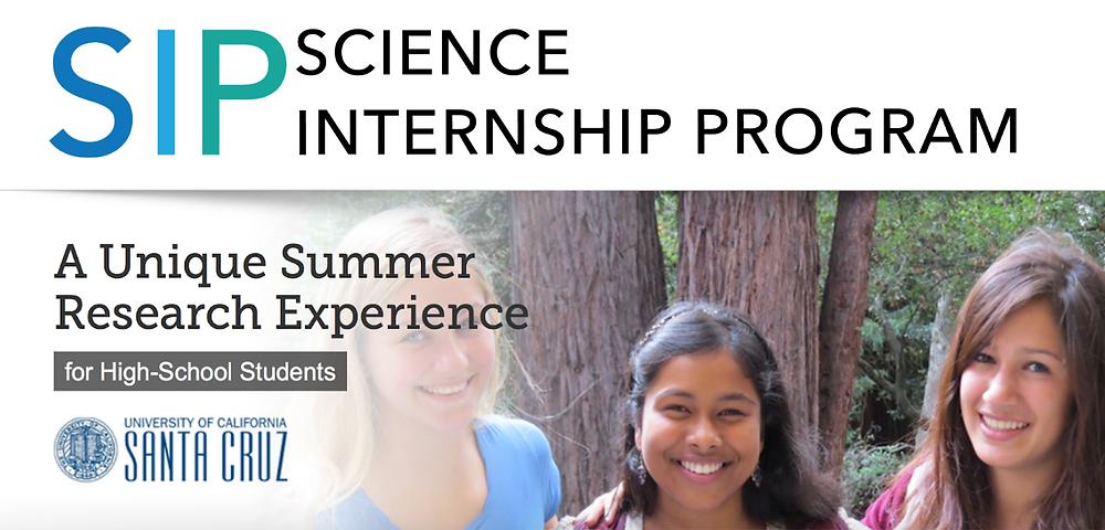 UCSC Science Internship Program