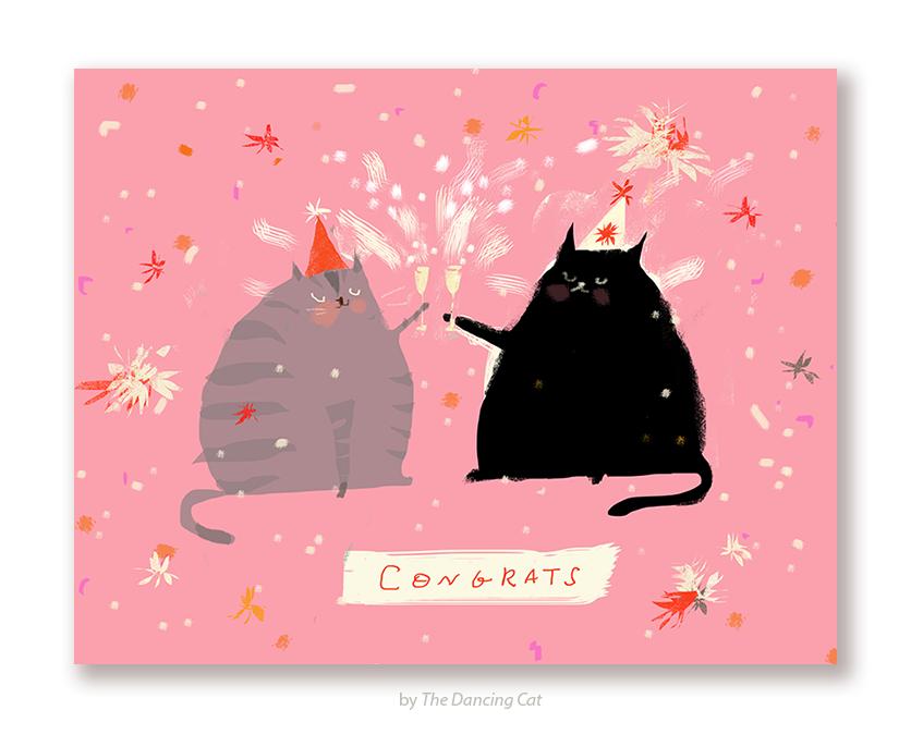 Congrat cats