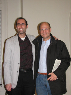 Michael Trinastic and Scott Lindroth