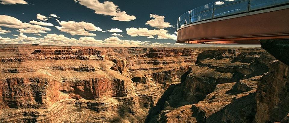 大峽谷西峽巴士1日遊團 1Day Grand Canyon Bus tour