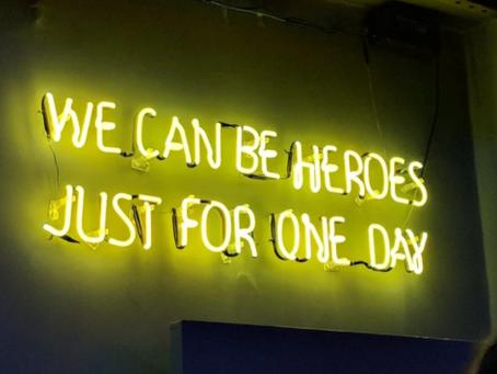 My Heroes.