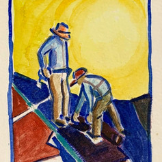 2 Roofers
