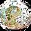 "Thumbnail: ""Small World 3""  Mosaic Sculpture"