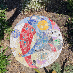 """Recycled Stepping Stone 18"""""""