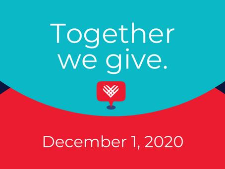 December '21 Newsletter: #GivingTuesday
