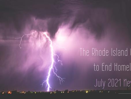July '21 Newsletter: Lightning