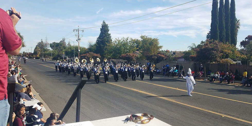 Show #3 - Central California Band Review