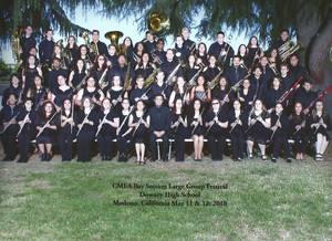Atwater Ensembles earn Unanimous Superiors